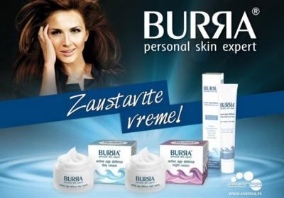 Popust 50% BURRA kozmetike