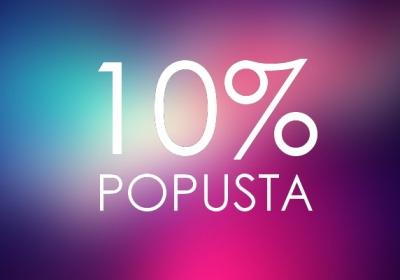 10% popusta u svim apotekama