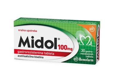 Akcija Midola 192,69 rsd